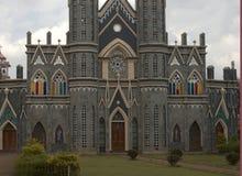 St Lawrance świątynia, Attur kościół, Karkala Zdjęcie Royalty Free