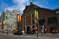 St Lawrance jawny rynek w Toronto, Ontario, Kanada Zdjęcia Royalty Free