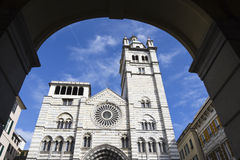 St Lawrence Cathedral Royalty Free Stock Photos