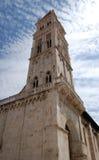 St. Lawrence Cathedral in Trogir Royalty-vrije Stock Afbeeldingen