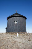 St. Lawrence Chapel on Sniezka Mountain Stock Photography