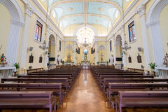 St. Lawrence Church Macau Stock Images