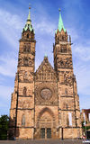 St Lawrence Church, Nuremberg royalty free stock photos