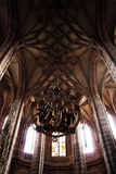 St. Lawrence Church in Nuremberg royalty free stock images