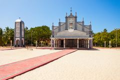 St. Lawrence Church, Talaimannar Stock Photography