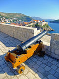 St. Lawrence Fortress, Dubrovnik, Croatia Royalty Free Stock Photo