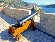 St. Lawrence Fortress, Dubrovnik, Croatia Royalty Free Stock Photos