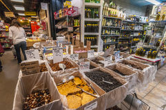 St Lawrence market - Downtown Toronto Canada Stock Image