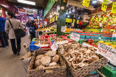 St Lawrence market - Downtown Toronto Stock Photos