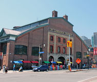 St. Lawrence Market Royalty Free Stock Photography