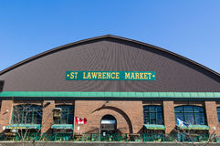 ST Lawrence Market Stock Photography