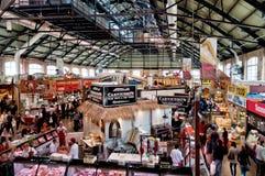 St Lawrence Markt in Toronto Stock Foto's