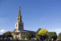 St Lawrence Parish Church Royalty Free Stock Photos
