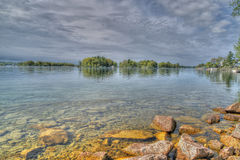 St Lawrence River View image libre de droits
