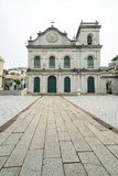 St. Lazarus Church Macau Stock Photos