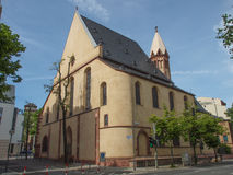 St Leonard Church Frankfurt Royalty Free Stock Photos
