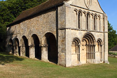 St Leonard Priorij, Stamford stock fotografie