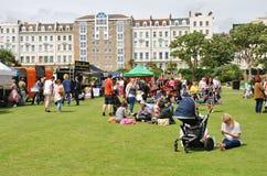 St. Leonards Festival, England Royalty Free Stock Images