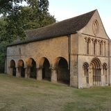 St Leonards priory Royalty Free Stock Images