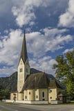 St. Leonhard  in Fischhausen Royalty Free Stock Photos