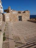 St Liberalny kościół, Trapani, Sicily, Włochy zdjęcia stock
