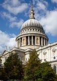 st london Паыля s собора Стоковые Изображения
