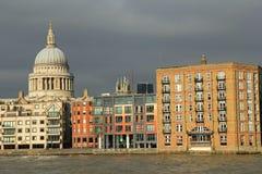 st london Паыля s собора Стоковое фото RF