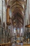 St Lorenz, Nuremberg, Alemanha Fotos de Stock Royalty Free