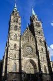 St. Lorenz, Nuremberg royalty free stock photos