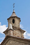 St. Lorenzo Church. Bobbio. Emilia-Romagna. Italy. Royalty Free Stock Photography