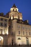 St Lorenzo Church, Turin Stock Photo