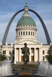 St Louis – Court House Stock Photos