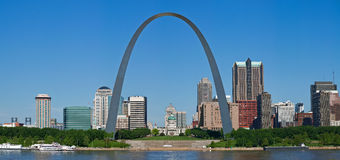 St Louis Foto de Stock