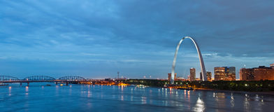 St. Louis Royalty Free Stock Photos