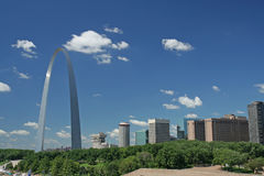 St Louis Royalty Free Stock Photography