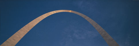 St. Louis Arch Stock Photography