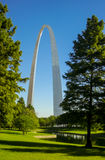 St. Louis Arch Stock Image