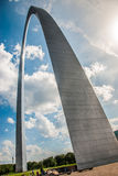 St Louis Arch in Missouri Royalty Free Stock Images