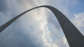 St. Louis Arch stock video footage