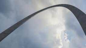 St. Louis Arch stock footage