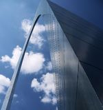 St. Louis Arch Royalty Free Stock Images