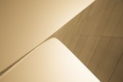 St Louis, architecture, and famous arch, Missouri,USA. Royalty Free Stock Images