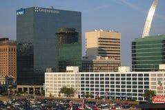 St. Louis Architecture stock images