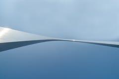 St Louis, arkitektur och berömd båge, Missouri, USA Royaltyfri Fotografi
