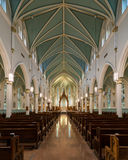 St Louis Bertrand Catholic Church Image stock