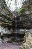 St. Louis Canyon waterfall Stock Photography