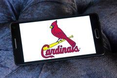 St. Louis Cardinals baseball team logo Stock Photography