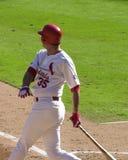 Matt Morris. St. Louis Cardinals batter Matt Morris.   Image taken from color slide Royalty Free Stock Photography