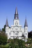 St. Louis Cathedral Royalty Free Stock Image