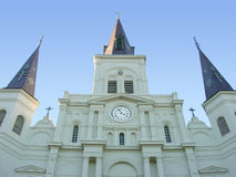 St. Louis Cathedral. New Orleans, Louisiana Royalty Free Stock Photos